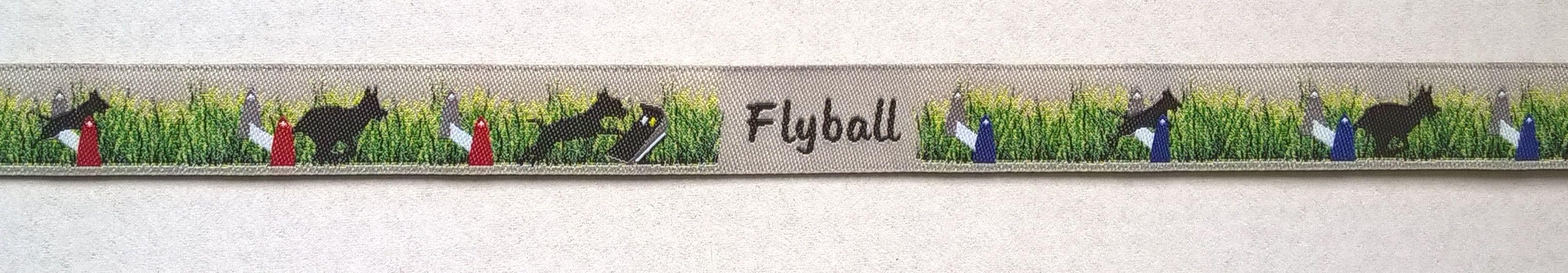 Flyballwebband